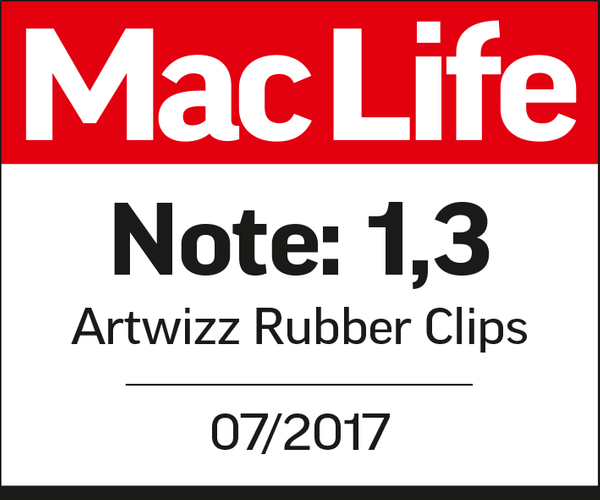 Rubber Clip Review MacLife