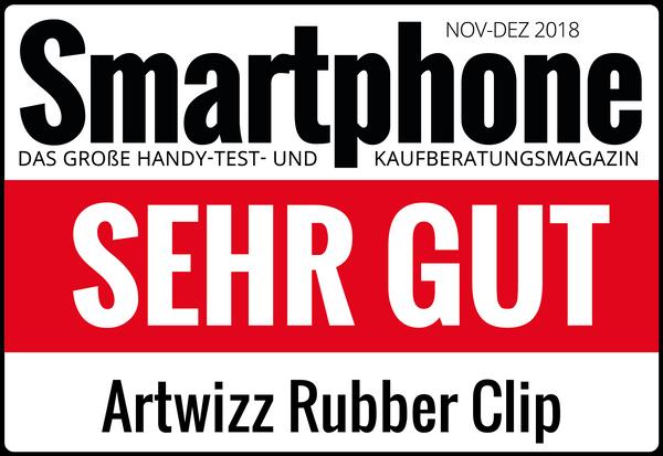 Rubber Clip Review Smartphone Magazin