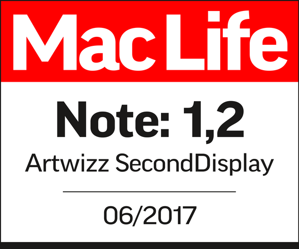 SecondDisplay Review MacLife