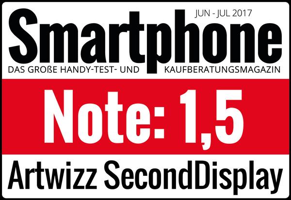 SecondDisplay Review Smartphone Magazin