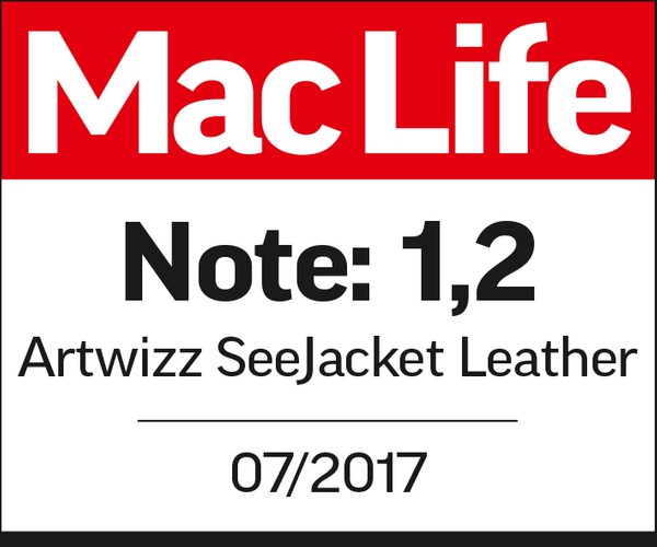 SeeJacket Leather Review MacLife