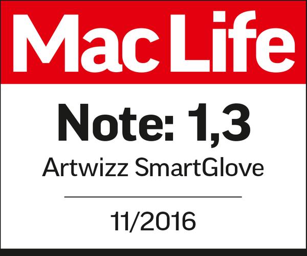 SmartGlove Review MacLife