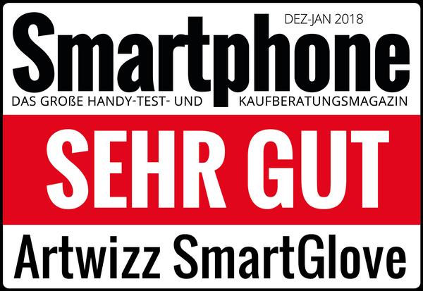 SmartGlove Review Smartphone Magazin