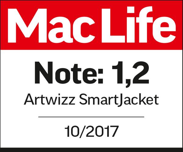 SmartJacket Review MacLife