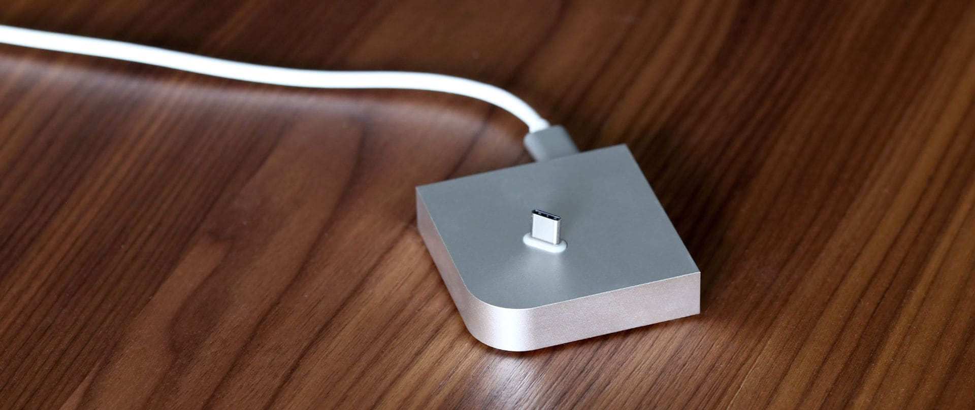 USB-C Dock Lifestyle