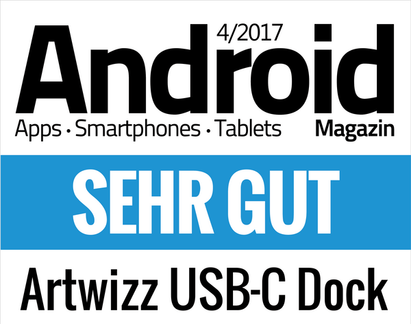 USB-C Dock Review Android