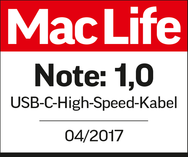USB-C High-Speed Cable Review MacLife