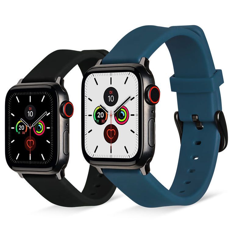 WatchBand Leather Silicone Version
