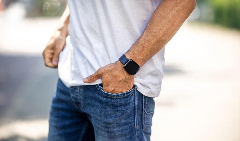 WatchBand Leather Lifestyle