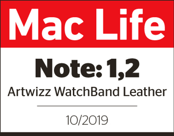 WatchBand Leather Review MacLife