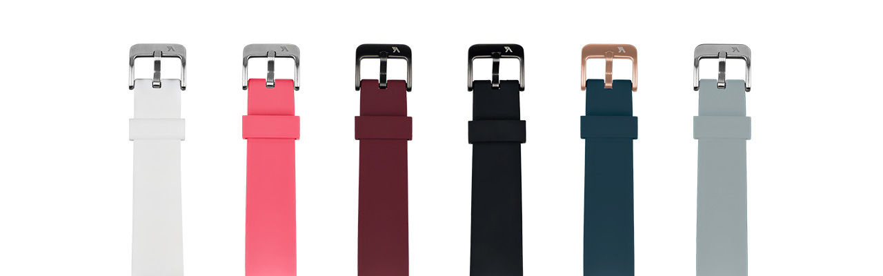 WatchBand Silicone Colors
