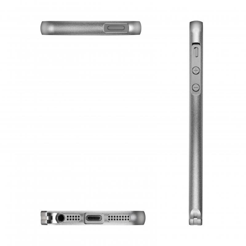 Artwizz AluBumper Aluminium Schutz-Rahmen Case Bumper für iPhone SE ...