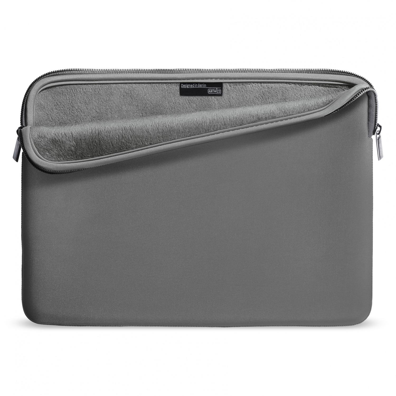 Artwizz Neoprene Sleeve Case With Zipper For Macbook Air Pro 13 Grey Gray