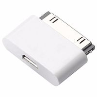 Apple iPhone Micro USB zu Dock Adapter MD099ZM/A