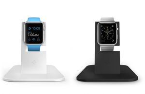 Twelve South HiRise Stand Ladestation für Apple Watch, black  – Bild 2