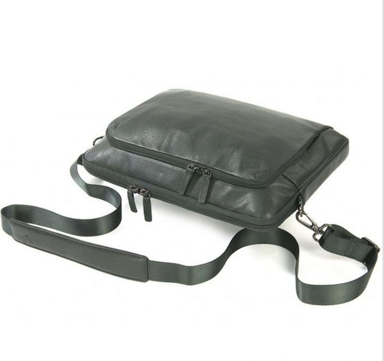 Macbook Airamp; One ProDunkelgrün Zoll Tucano Tasche 13 Schutzhülle Premium Leder Sleeve Für j43ARL5q