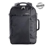 "Tucano Tugo Travel Backpack Rucksack Tasche Laptop MacBook Notebook 17"" schwarz – Bild 8"