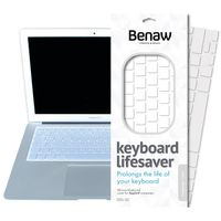 Benaw Lifesaver - Tastatur Skin MacBook Pro Air Wireless-Tastatur transparent
