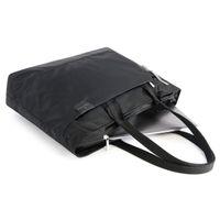 Tucano AGIO Shopper für Notebooks 15 Zoll, schwarz