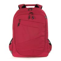 "Tucano Lato Rucksack Backpack Tasche iPad Tablet Notebook Laptop Macbook 17"" rot – Bild 1"