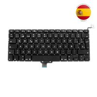 "[Paket] A1278 Macbook Pro 13"" Keyboard Tastatur 2009 - 2012 spanisch QWERTY spanish"