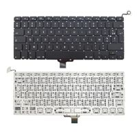 "[Paket] A1278 Macbook Pro 13"" Keyboard Tastatur 2009 - 2012 englisch UK QWERTY english"