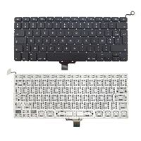 "A1278 Macbook Pro 13"" Keyboard Tastatur 2009 - 2012 englisch UK QWERTY english"