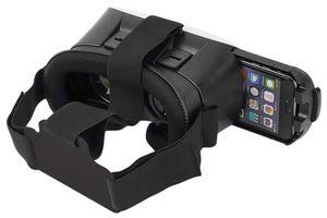 """Ednet Virtual Reality VR Brille, 3D, geeigent für 4,7-6"""" Smartphone, weiss"""