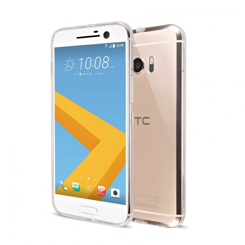 purchase cheap 7c1f5 a3a72 Artwizz NOCASE design protection case Case Bumper for HTC 10 transparent  B-Ware