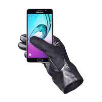 Artwizz SmartGloves - Lederhandschuhe mit Touchscreen-Funktion L B-Ware