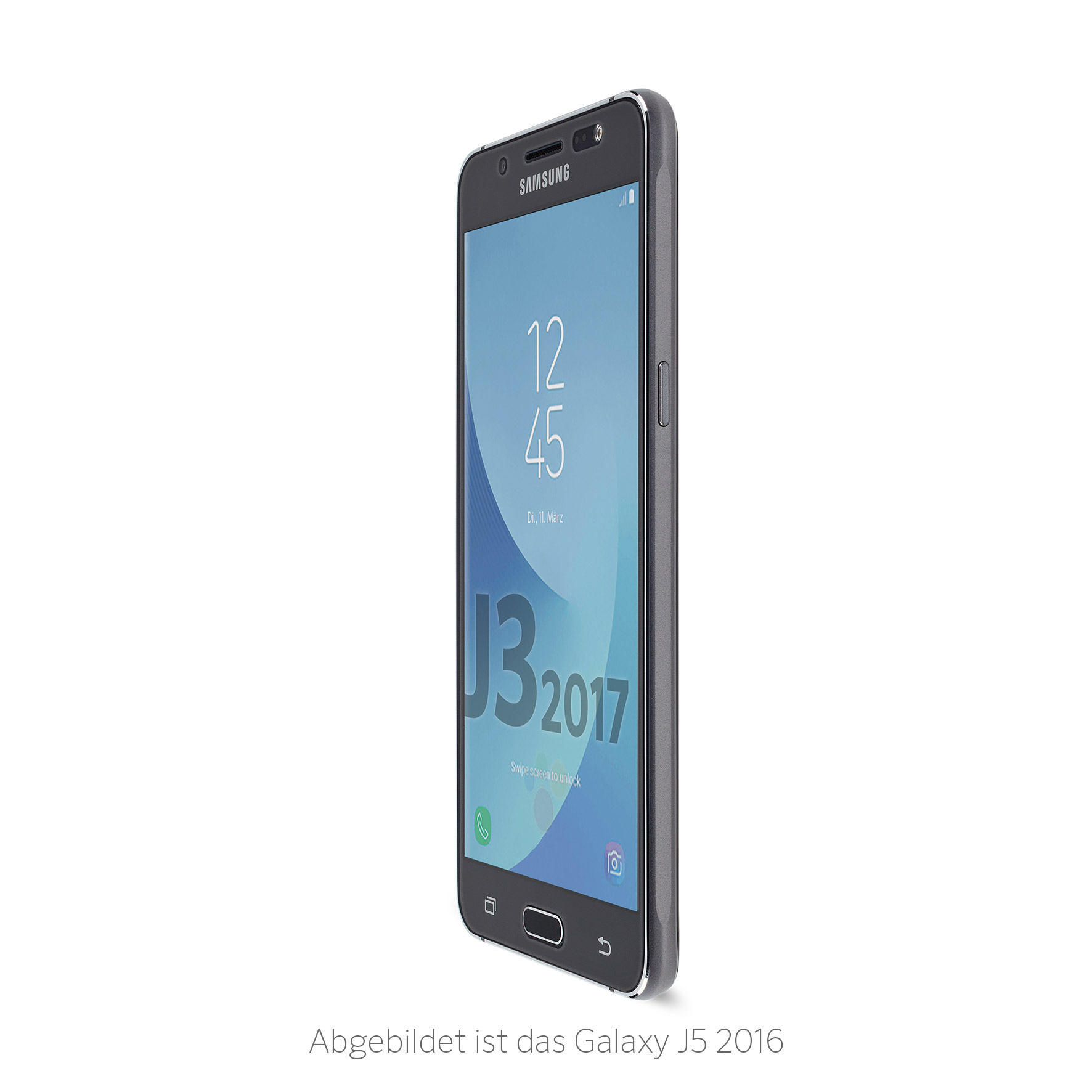 Artwizz second display screen protector 100% Glass for Samsung Galaxy J3  (2017)