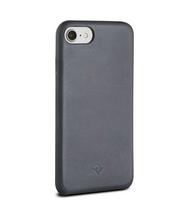 Twelve South Relaxed Leather Clip Schutzhülle Case iPhone 8, 7, 6/6s grau