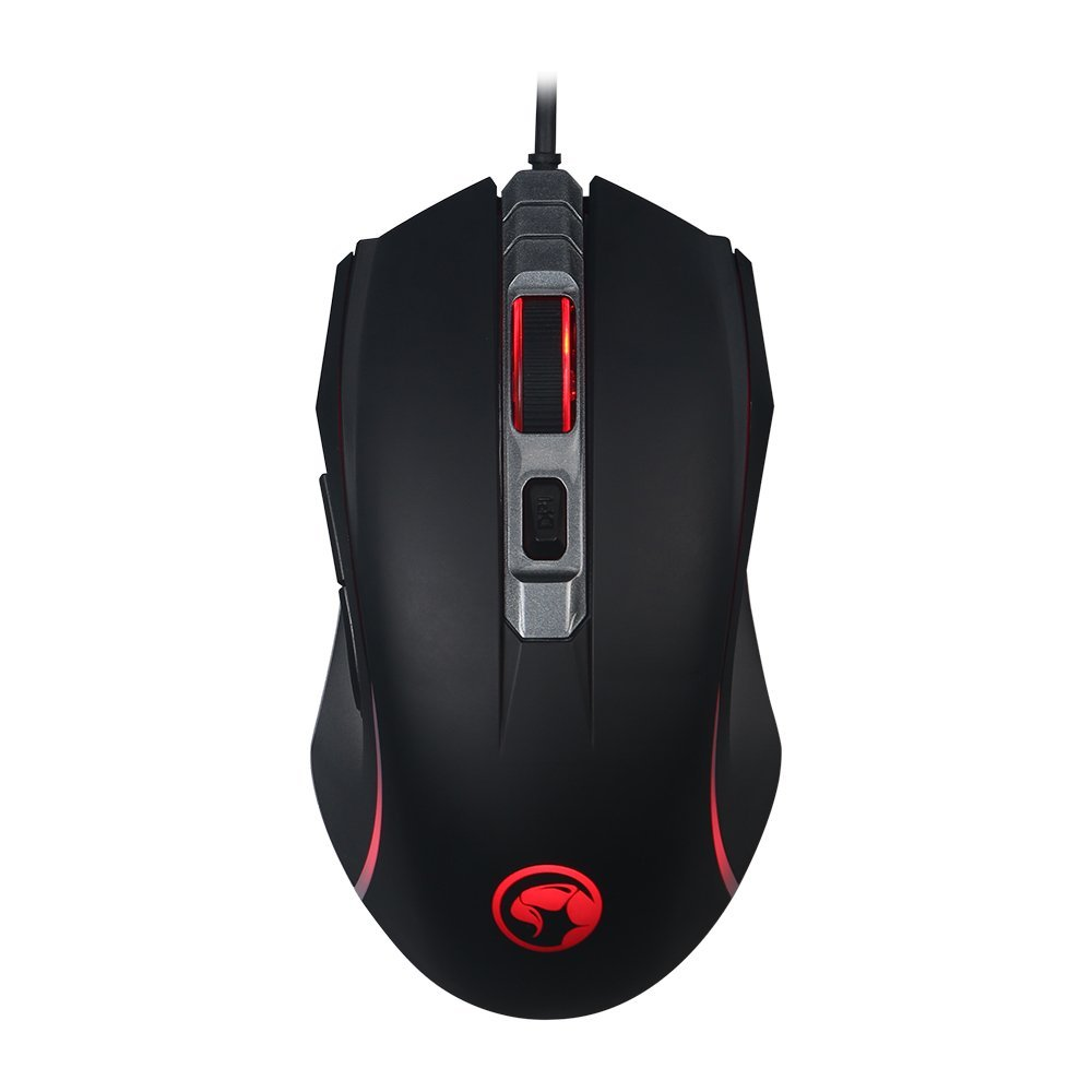 4f98f12c5c0 Marvo G930 USB Gaming Mouse 6 buttons - 1000-3500 dpi - for left and right  handed | Ceres Webshop