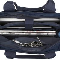 Tucano AGIO Shopper für Notebooks, Laptops und Ultrabooks bis 15,6 Zoll, marine – Bild 8