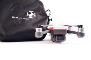 Adam element FLEET Sleeve Bag Gimbal protective case cover DJI SPARK black – Bild 2