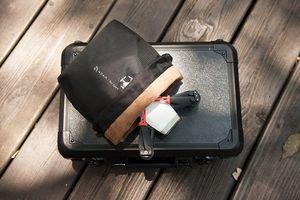 Adam element FLEET Sleeve Bag Gimbal protective case cover DJI SPARK black – Bild 5
