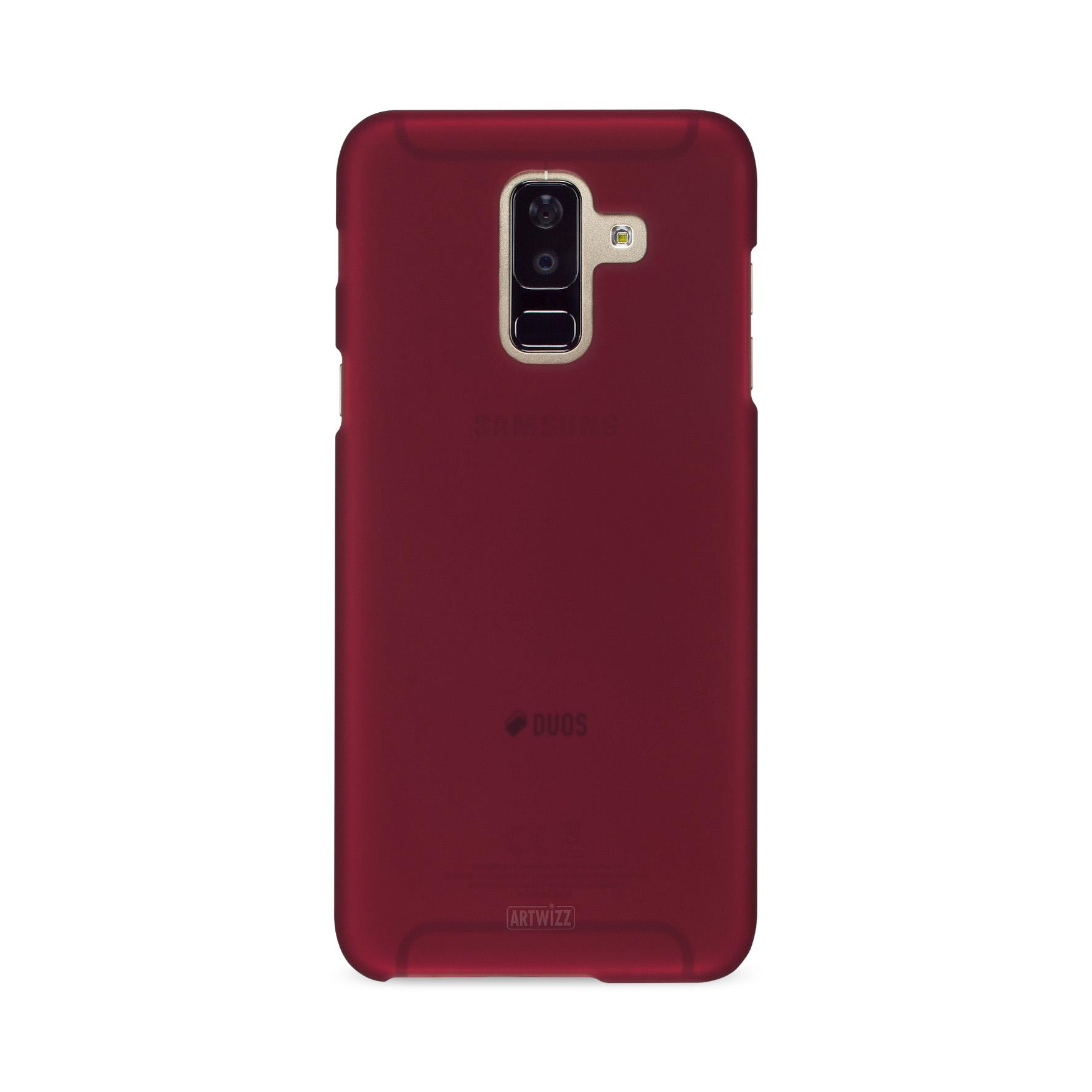 Artwizz Rubber Clip Case Fur Samsung Galaxy A6 Plus 2018 Design