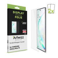 SCRATCHSTOPPER CURVED für Galaxy Note 10 DisplaySchutz SchutzFolie Panzer-Folie