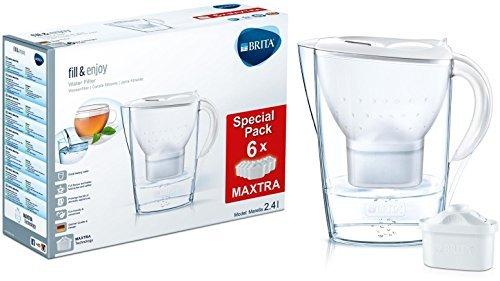 Brita Marella Wasserfilter 6 Maxtra Kartuschen Wasserfilter