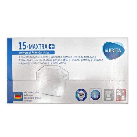 15er Sparpack Brita Maxtra + , originale Maxtra plus Kartusche  – Bild 1