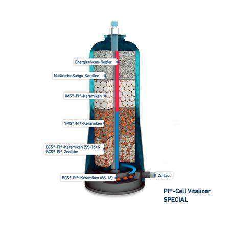 PI Cell Vitalizer Special  mit Gehäuse – Bild 2