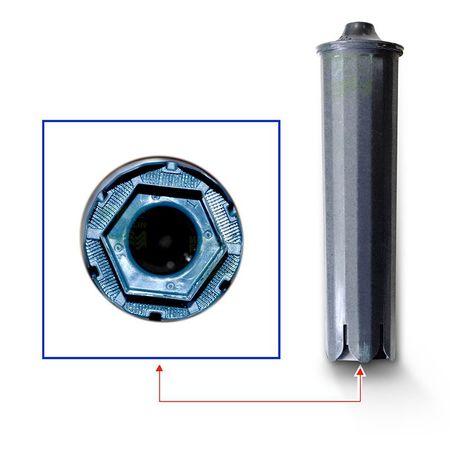 2x Jura 71793 Claris Smart Filterpatrone Wasserfilter grau – Bild 2