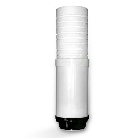 Kombi Trinkwasser Filter Sediment 5 Mikron Aktivkohle Wasserfilter – Bild 1