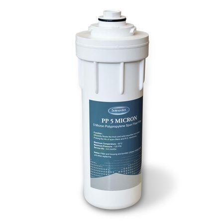 Sediment Ersatzfilter für Quick Change  Filter Umkehrosmose 5 Mikron