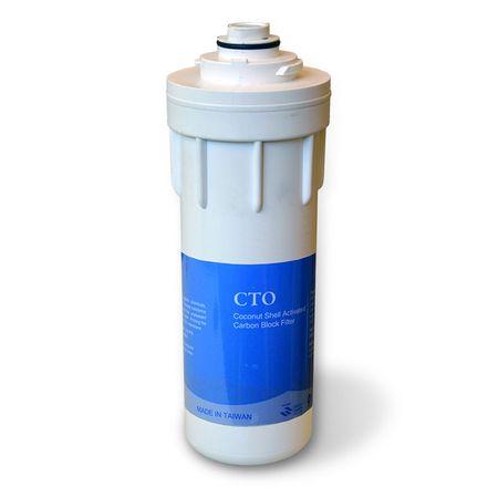 Ersatzfilter für Quick Change  Filter Umkehrosmose CTO Aktivkohleblock – Bild 1