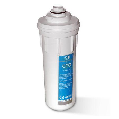 Ersatzfilter CTO Aktivkohleblock für 600 GPD Quick Change Umkehrosmose