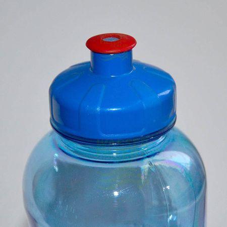 Trinkflasche 0,5 Ltr. Push&Pull-Verschluss, ohne Bisphenol A, Weichm. – Bild 2