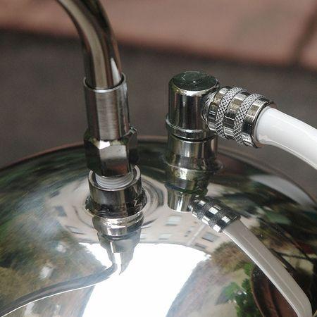 Multipure MP-750SSCT Trinkwasser Edelstahl-Auftisch-Filter – Bild 5