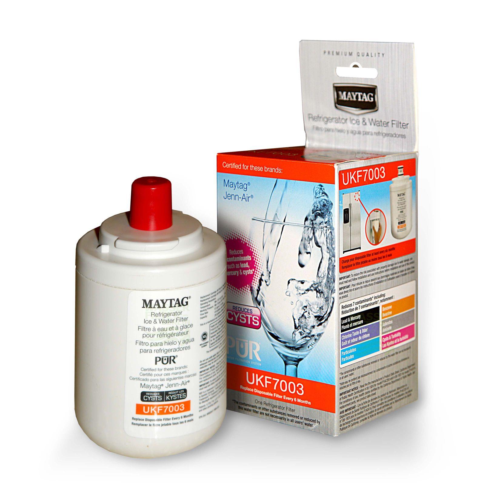 Maytag UKF7003 Kühlschrankfilter, Beko Wasserfilter, 4830310100 ...