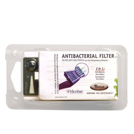 Luftfilter Whirlpool ANT001 / 481248048172 Hygiene-Filter